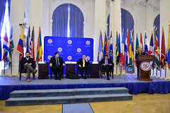 """15Mar26 OAS Hosts Policy Roundtable on """"Innovating for Democracy: Citizen Participation in the Digital Era"""""""