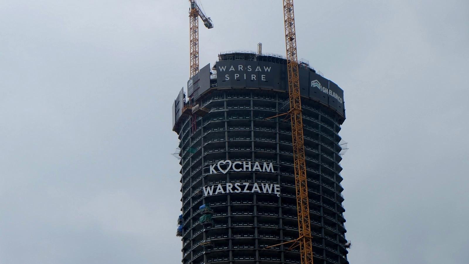 K♥cham Warszawe