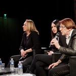VIrginie Despentes, Béatrice Dalle et Jackie Buet