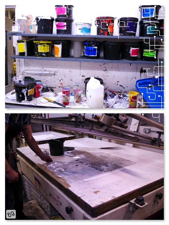 Oficinas de impressão
