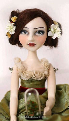 Joon doll by Christine Alvarado, 2010