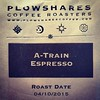 On the A-Train @ Plowshares Coffee Bloomingdale 2730 Broadway, New York, NY 10025, United States http://goo.gl/maps/eNJNy