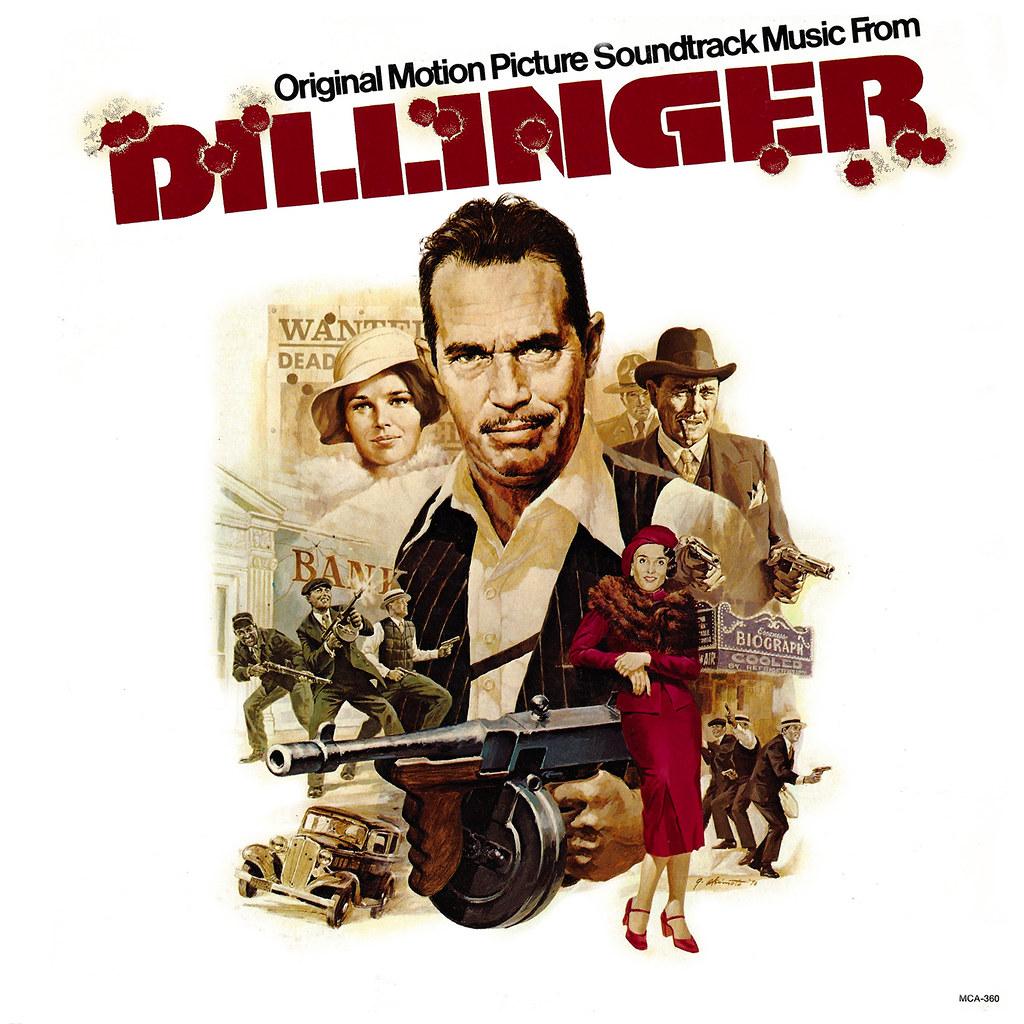 Barry De Vorzon - Dillinger
