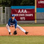 Dreher B-Team baseball vs ACF