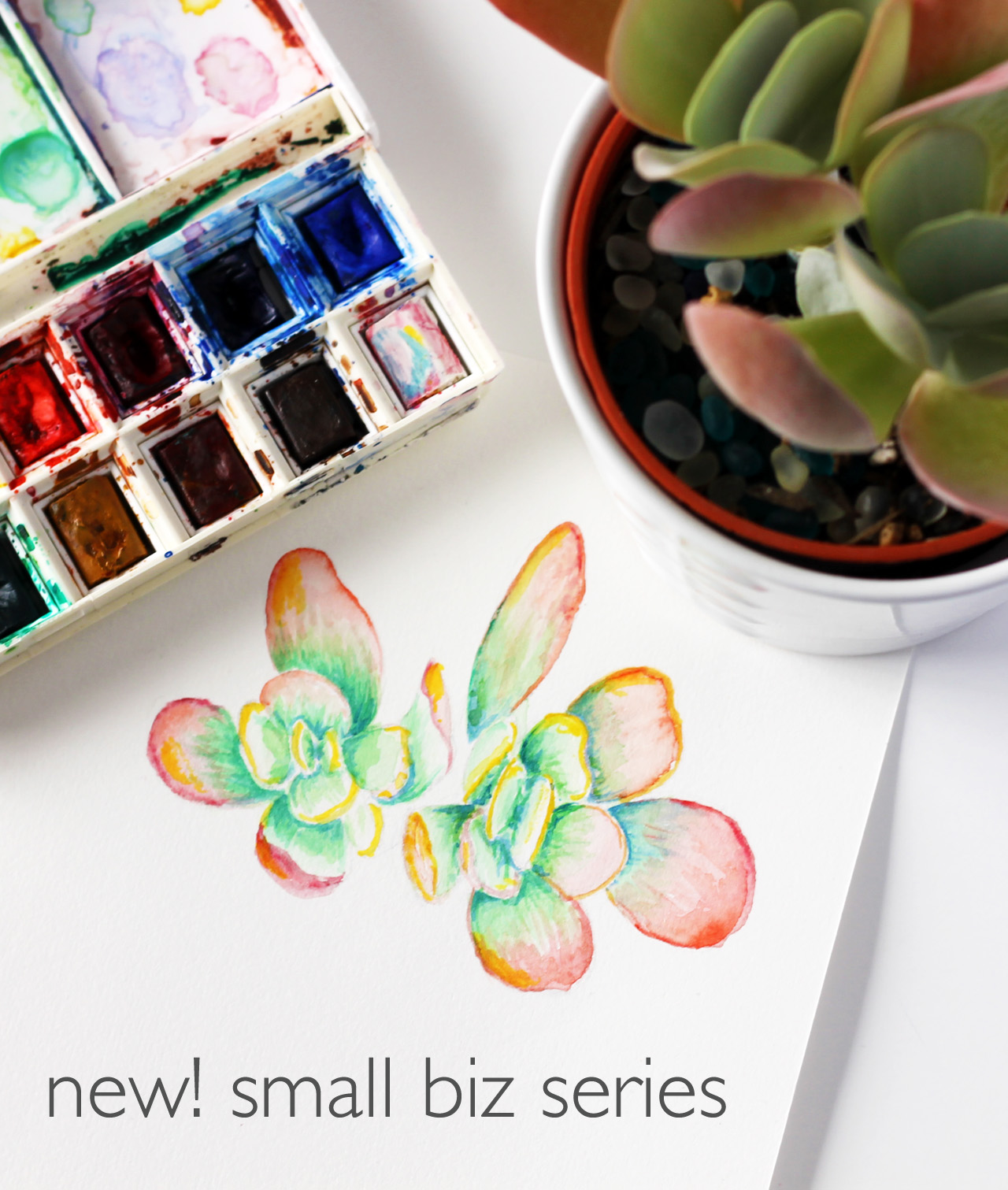Small Biz Series by Vitamini Handmade