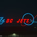 """""""Fly DC Jets"""" Neon Sign by PhantomPhan1974 Photography"""