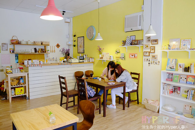 17130983820 4db1e513da z - 好逗Food.Cafe.Good Dog,小清新少女風咖啡店~帕尼尼不錯吃喔!