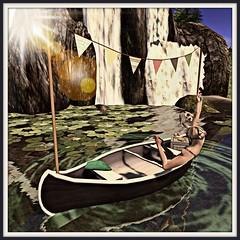 ChezMoi - canoe ocean multiscene NEW