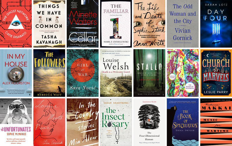 New books for May and June 2015