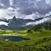 Back again on our green Earth - Zurück auf der grünen Erde