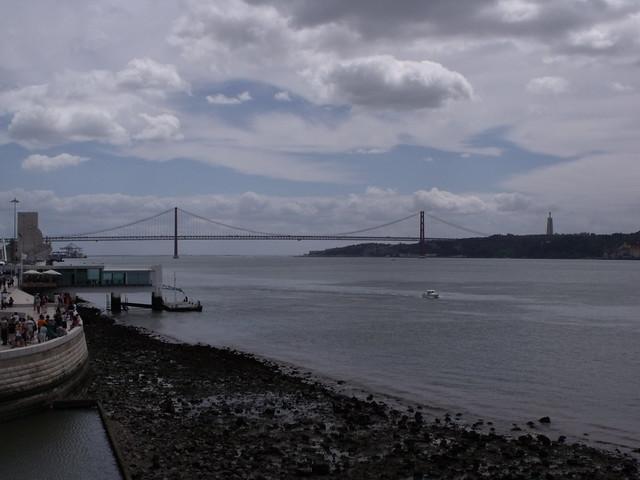 Ponte 25 de Abril, Lisbon – Almada, Portugal