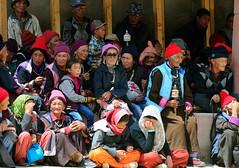 Mask Dance, Audience, Lamayuru Monestary