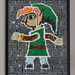 LEGO Mosaic: A Link Between Worlds by hd_lego