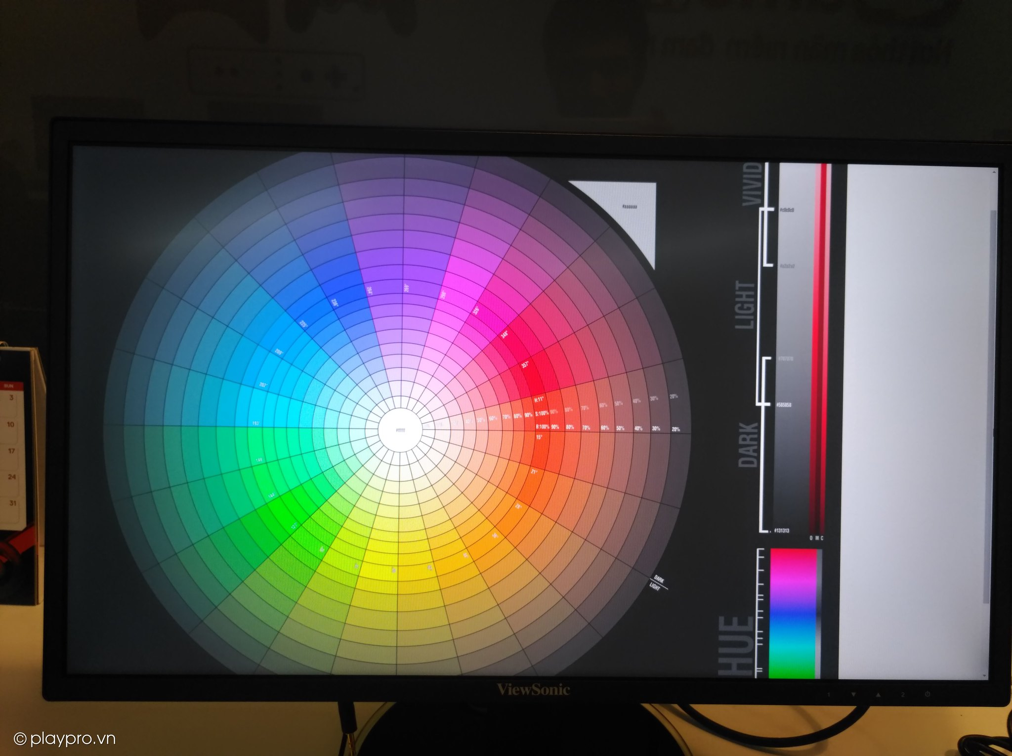 Bóc hộp và đánh giá nhanh màn hình ViewSonic VA2219-SH