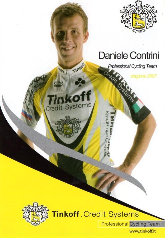 Daniele Contrini - Tinkoff 2007