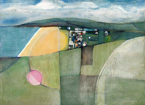 Fictional Cornish Village