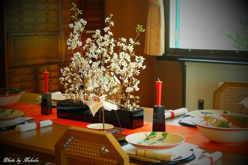 ≪さくら・春色のテーブル ≫ by Nakabo