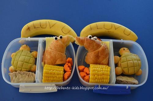 Phineas Croissants Bento