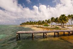 Half Moon Caye, Belize.