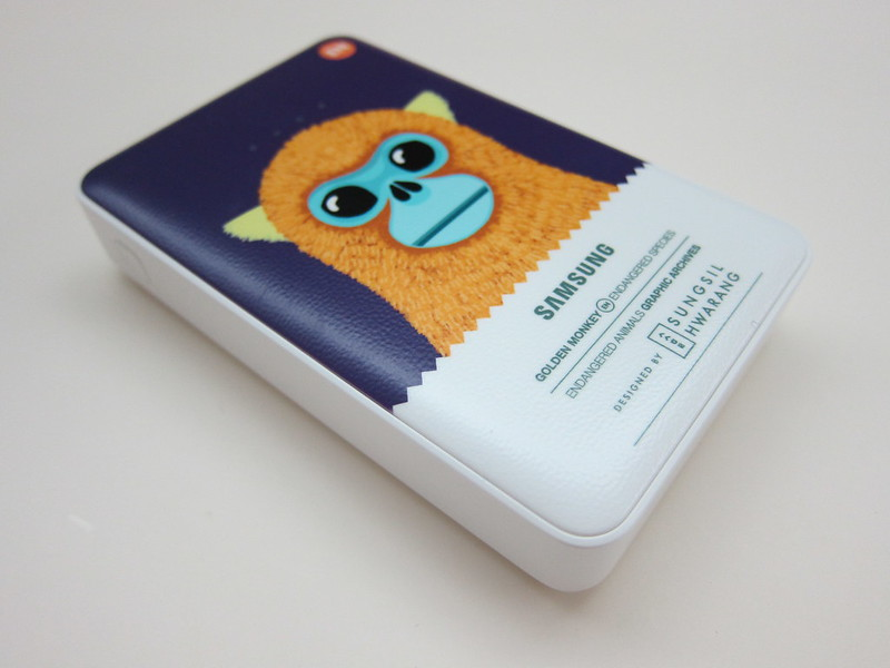 Samsung Animal Edition Battery Pack (11,300mAh) (Golden Monkey)
