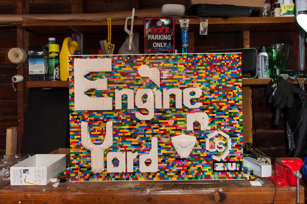 Engine Yard LEGO Logo