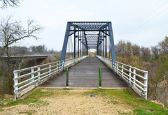 Sugarloaf Bridge, Milam Co, Texas 1503041044a