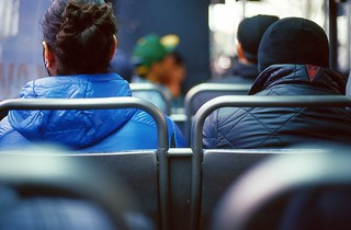Day 021/365 - Bus Riders