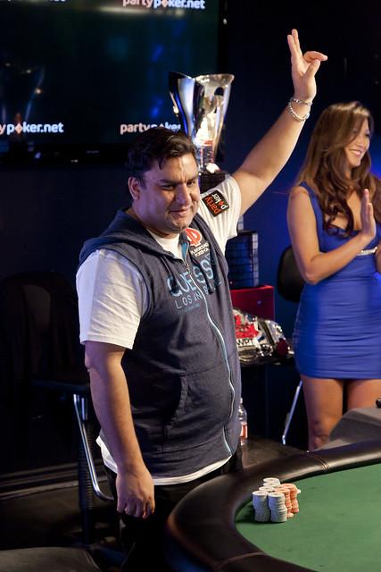 Sheraz Nasir Wins