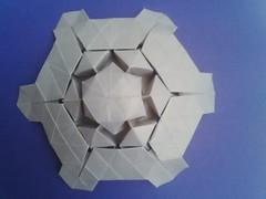 Lydia Diard's Tessellation Molecule (front)
