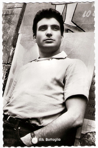 Rik Battaglia (1927-2015)