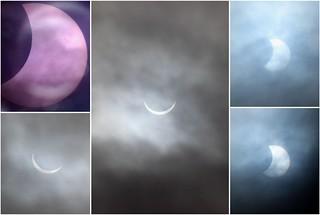Eclipse montage