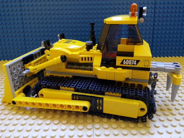 LEGO 60074 City Demolition - Bulldozer