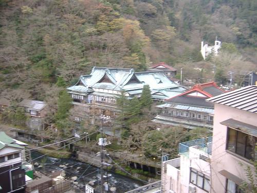 Bathhouse at Hakone