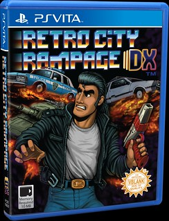 Retro City Rampage DX Updates