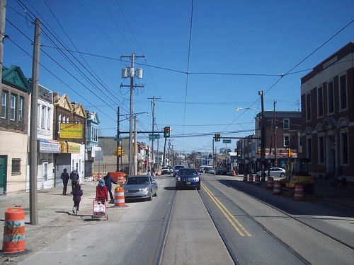 Woodland Av & 54th St