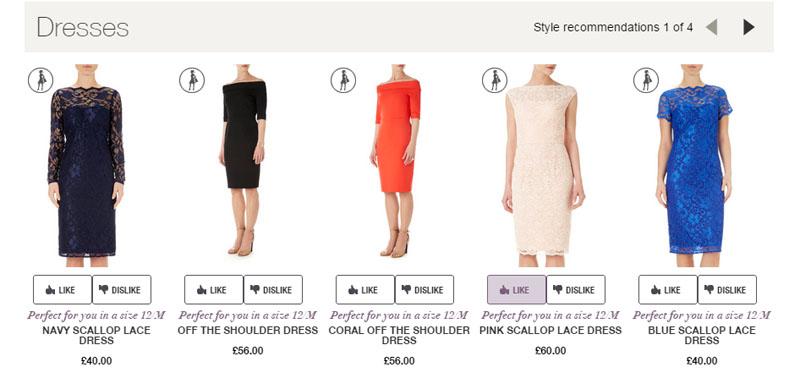 Dress recommendations from Wallis, Bumpkin Betty