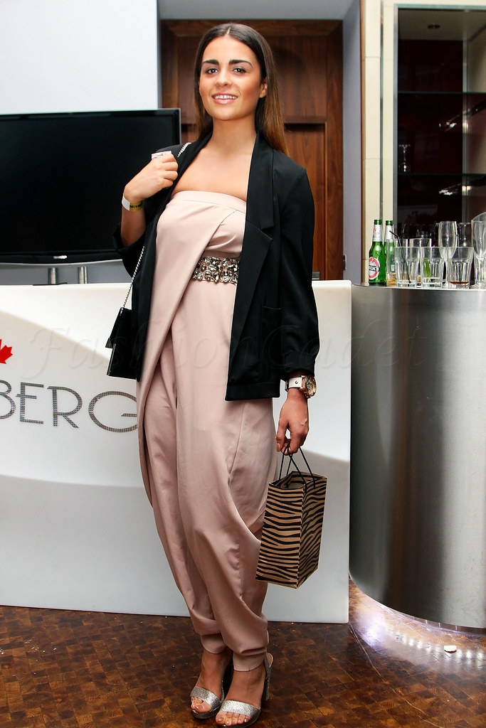 beige-satin-jumpsuit-and-oversized-blazer,Beige strapless satin draped jumpsuit/all in one with a black blazer,satin draped jumpsuit, satin front draped jumpsuit, draped jumpsuit, beige draped jumpsuit, how to style jumpsuits, How to Wear a Jumpsuit, Trend Alert: How to Style a Jumpsuit
