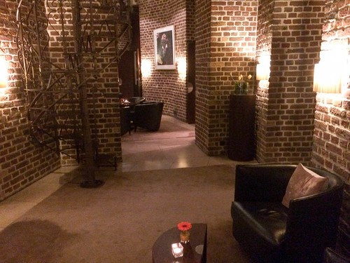 Interior del hotel junto al Lobby