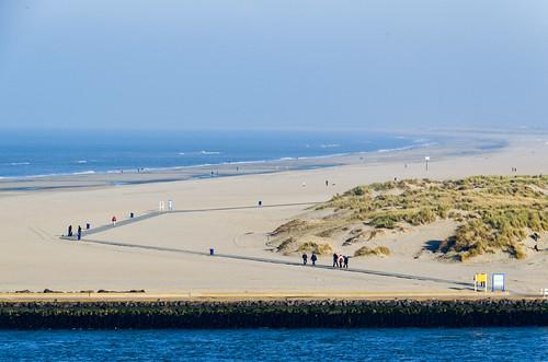 Beach of Hoek van Holland, Rotterdam