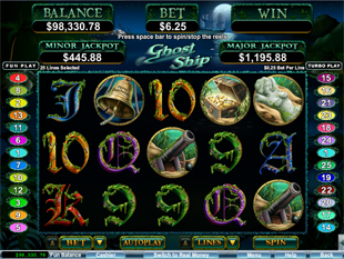 Ghost Ship slot game online review