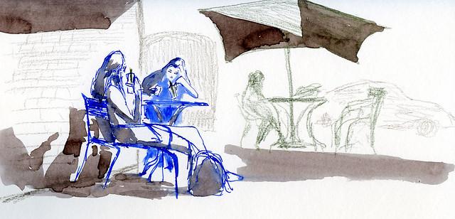 4-9-15 Roosevelt Starbucks, Seattle