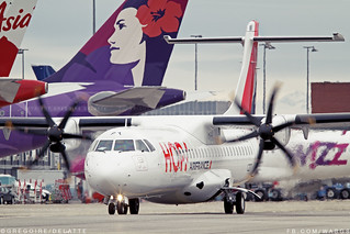 TLS | ATR 72-600 | HOP! Air France F-WWEL / F-HOPY