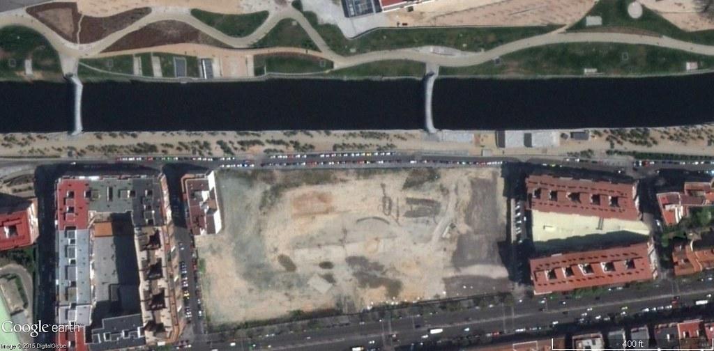 después, urbanismo, foto aérea,desastre, urbanístico, planeamiento, urbano, construcción, Plaza Río 2