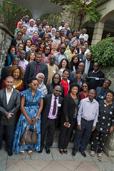 Group photo: Strategic Review Meeting of the UNFPA- UNICEF Joint Programme on FGM/C