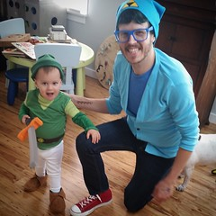 billythebrick has added a photo to the pool:Our father/son cosplay for Emerald City Comic Con 2015