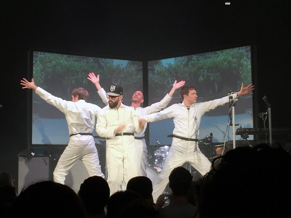 OK Go live 15