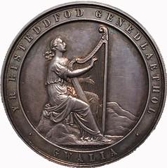 eisteddfod medal