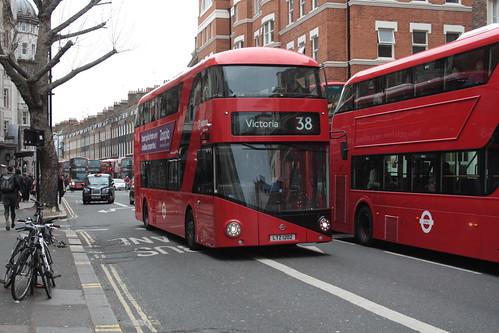 LT202 LTZ1202 New Routemaster