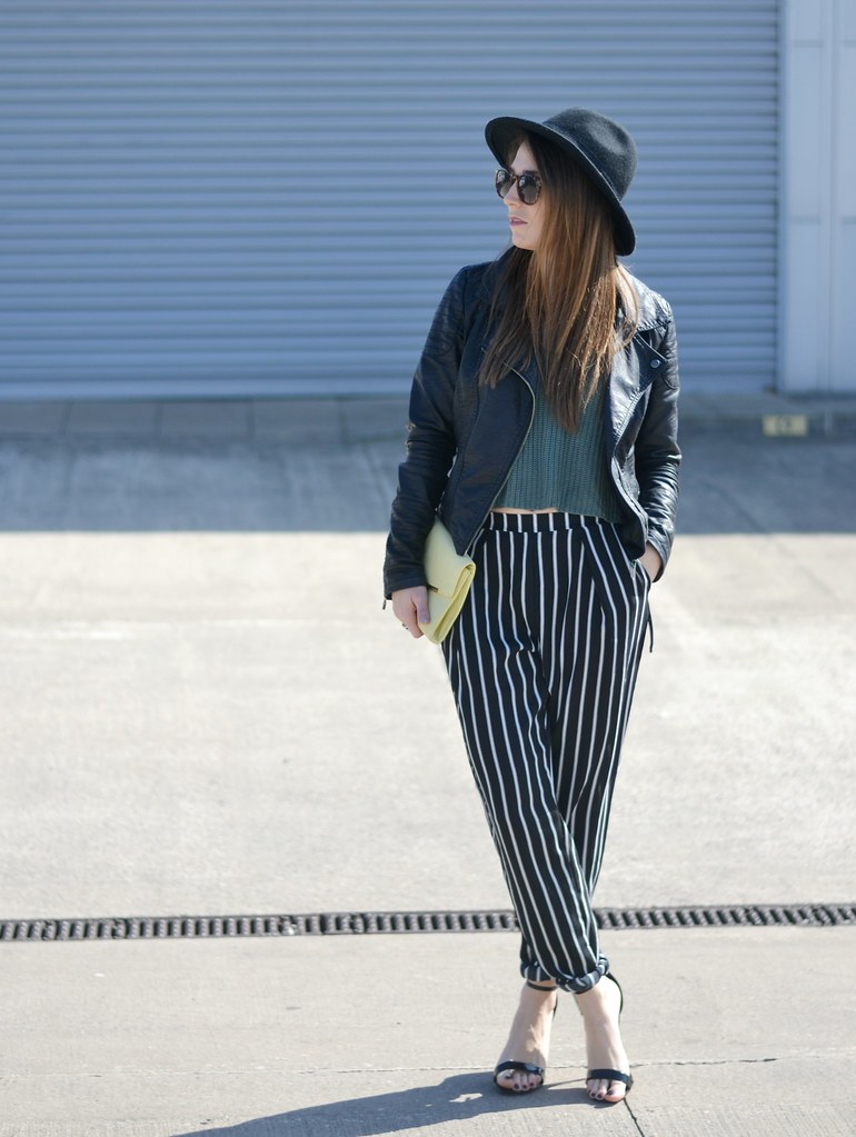 Glamorous trousers and primak top