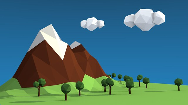 Tutorial005_lowpoly